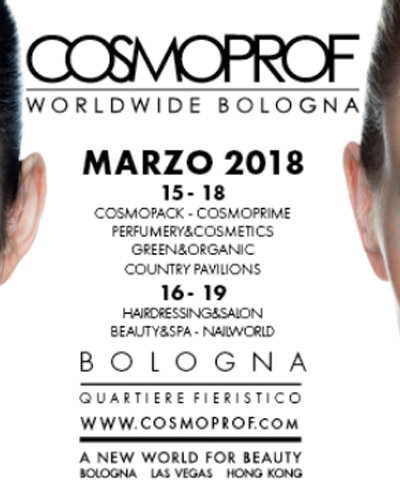 SAVE THE DATE COSMOPROF 2018
